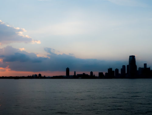 Photo of New Jersey Skyline