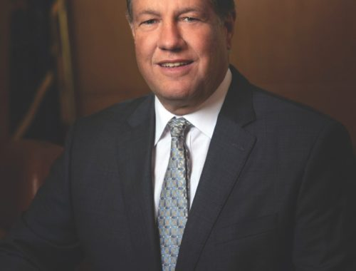 Photo portrait of Tage Flint, Chair of the National Water Resources Association's Municipal Caucus