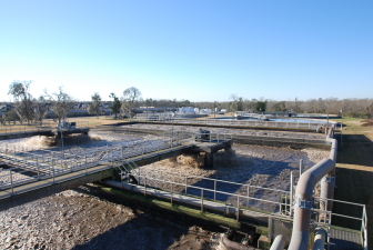 Photo of blackhawk regional water treatment facility