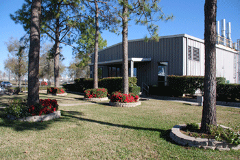 Photo of central lab in Pasadena, Texas